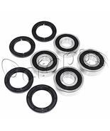 Compatible with HONDA TRX250 FourTrax ATV Bearing & Seal Kit both sides ... - $18.32