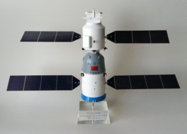 Chinese Shenzhou 1 China's First Spaceship 1:40 Resin Model - Museum Pie... - $549.00