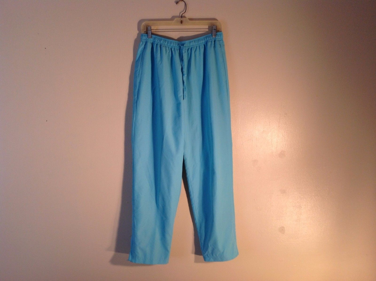 Great Used Condition Appleseed's M Sky Blue Stretchy Comfortable Pants