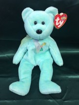 TY Beanie Baby Ariel the Bear Retired Plush with Hang Tag and Tush Tag - $13.95