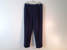 Good Used Condition Tommy Hilfiger 36x32 Dark Gray Dress Pants