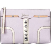 GUESS Gladis Clutch (Lilac Multi) (GS2) - $49.49
