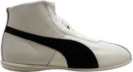 Puma Eskiva Mid Whisper White/Black 361010 02 Women's SZ 7 - $55.39