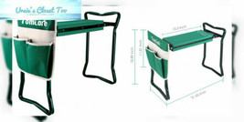 TomCare Garden Kneeler Seat Bench Stools Foldable Stool with Tool Bag Po... - $61.22