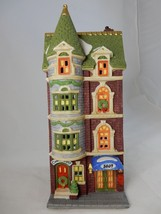 Department 56 Christmas in the City 5607 Park Avenue Townhouse w/Box  (19) - $29.99