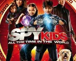Spy Kids: All the Time in the World (Blu-ray Disc, 2011, 3-Disc Set)