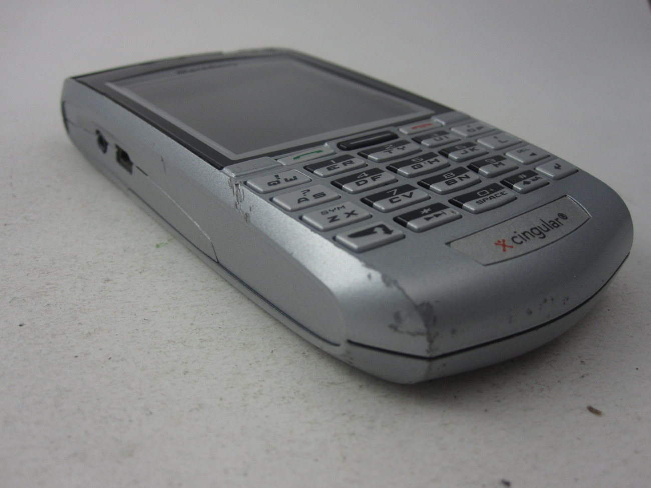 UNLOCKED AT&T Cingular Blackberry 7100G GSM QWERTY Cell Phone