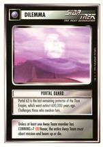 Star Trek CCG - Portal Guard - $0.69