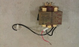 5FF64 Sharp R-320CD Microwave Oven Transformer, Tests Ok (Wu), Very Good Cond - $34.65