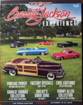 BARRETT-JACKSON 45th Anniversary Las Vegas Fall 2016 catalog - $14.95