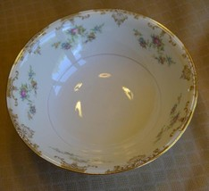 Aristocrat Nautilus Eggshell Serving Bowl deep Homer Laughlin Dishes - $14.99