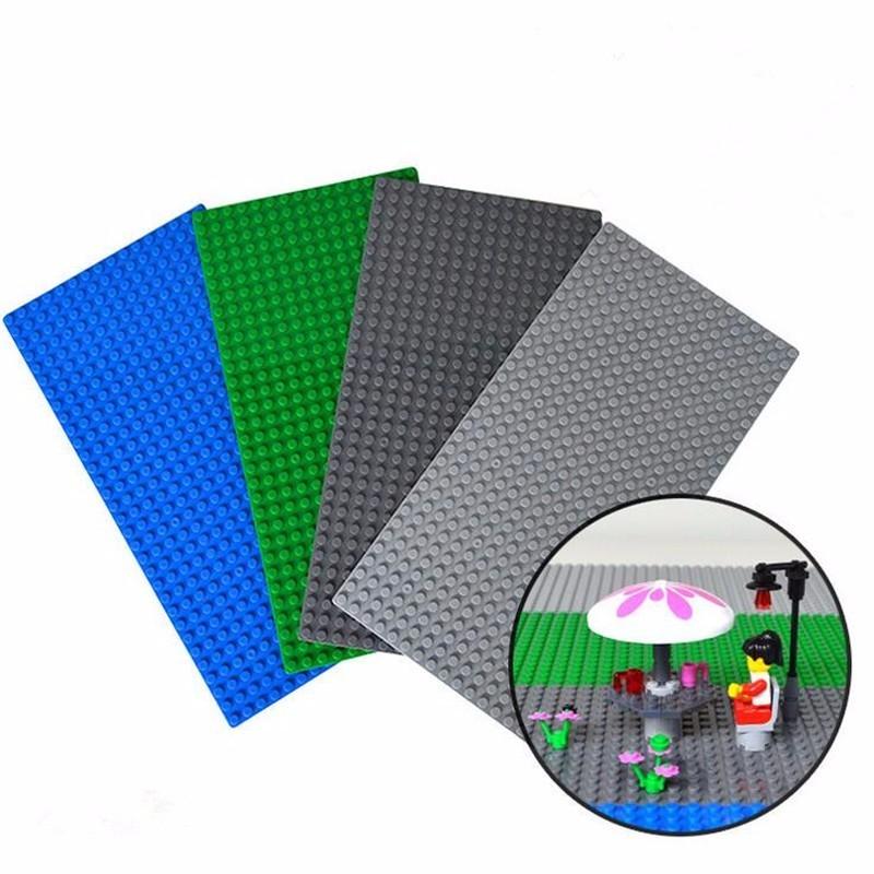 1pcs small blocks base plate 32 16 dots 12 8 25 6 cm building blocks diy1