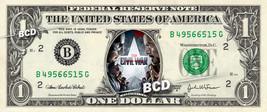 CAPTAIN AMERICA CIVIL WAR Movie on a REAL Dollar Bill Marvel Disney Cash... - $6.66