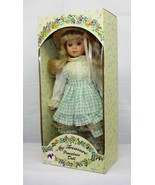 "13"" Porcelain Doll ~ No Name ~ No Papers ~ Needs a Home! - $7.97"
