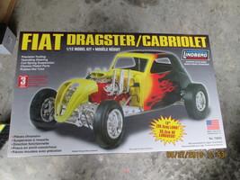 Lindberg Flat Dragster/Cabriolet 1/12 scale - $99.99