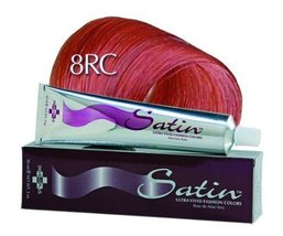 Developlus Satin Color #8Rc Light Red Copper Blonde 3oz (2 Pack) - $13.34