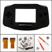 Nintendo Game Boy Advance Cable Backlight Backlit Adapter AGS 101 Black ... - $22.81