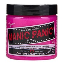 Cotton Candy Pink Manic Panic 4 Oz Hair Dye - $10.50