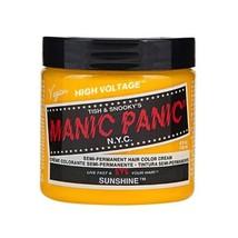 Manic Panic Semi-Permanent Color Cream, Sunshine - $10.50