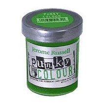 Jerome Russell Punky Colour Cream Spring Green - $7.65