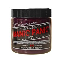 Deep Purple Dream Manic Panic 4 Oz Hair Dye - $10.50