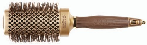 "Olivia Garden NanoThermic Ceramic + Ion Shaper Square Hair Brush (2"")"