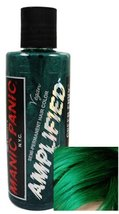 Manic Panic Amplified Hair Dye - Green Envy #39... - $15.99