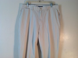 Great Used Condition Polo by Ralph Lauren Light Khaki Semi Formal Pants image 2