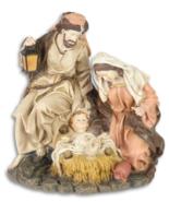Mary Joseph bend over  newly born Jesus Child Christmas decor *Free Air ... - $89.00