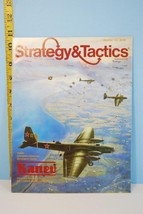 #115 Strategy & Tactics: Kanev Parachutes Across the Dnepr 3W Unpunched 1987 - $17.60