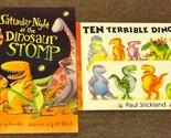 Dinosaur books thumb155 crop