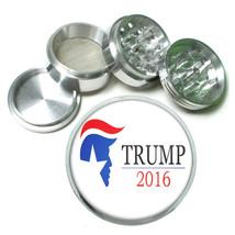 President Donald Trump 2016 Grinder D1 4 Piece Aluminum Spice Herb 63mm  - $12.82