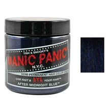 Manic Panic After Midnight Blue Hair Dye Color - $13.50