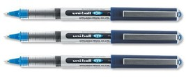 Uni-ball Eye UB150 Rollerball Pen Micro 0.5mm Tip 0.2mm Line Blue Ref UB... - ₹945.11 INR
