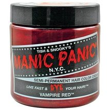Manic Panic Vampire Red Hair Dye by PennyLaneGifts BEAUTY - $12.99