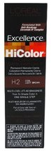 L'OREAL Excellence HiColor Permanent Hair Color Creme HC-05114 H2 Cool L... - $7.74
