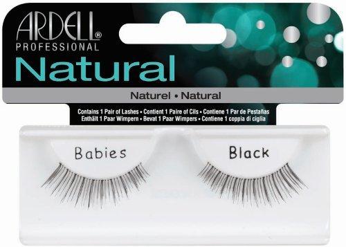 7620105c483 Ardell Invisibands False Eyelashes - Babies Black (Pack of 4) - $14.90