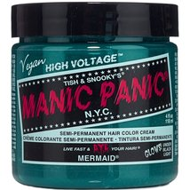 Mermaid Blue Manic Panic Vegan 4 Oz Hair Dye Color - $10.50