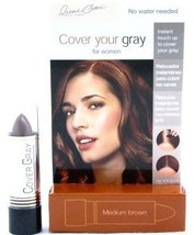 Cover Your Gray Stick Medium Brown 1.5 oz. (Case of 6) - $19.50