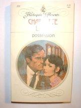 Possession (Harlequin Presents, Volume 321) [Paperback] CHARLOTTE LAMB