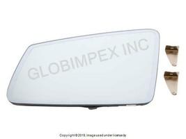 Mercedes (2008-2018) Door Mirror Glass Left (Dr. Side) O.E.M. + Warranty - $338.30