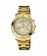 Citizen Eco-Drive FB1342-56P Gold Tone AML 3.0 Chronograph Ladies Watch ... - $118.00