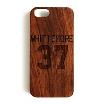 iPhone 6 Case, iPhone 6S Case, Pink Peri™ Whittemore 37 Lacrosse T... - $12.86
