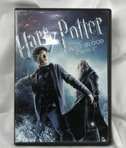 Harry Potter and the Half-Blood Prince (DVD, 2009, WS)  - $5.14
