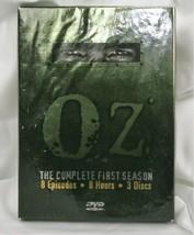 Oz - The Complete First Season (DVD, 2002, 3-Disc Set)  - $7.63