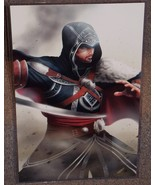 Assassins Creed Ezio Glossy Art Print 11 x 17 In Hard Plastic Sleeve - $24.99