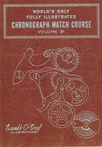Valijoux Cal. 13 L 72-C Chronograph - How to Repair - Book-CD - $4.99