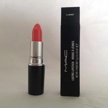 MAC Lustre Lipstick ~ FLAMINGO ~ NIB - $16.99