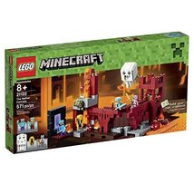 Lego Minecraft The Nether Fortress - $166.79