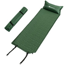 Self Inflating Sleeping Comfortable Foam Camping Pad - £33.94 GBP
